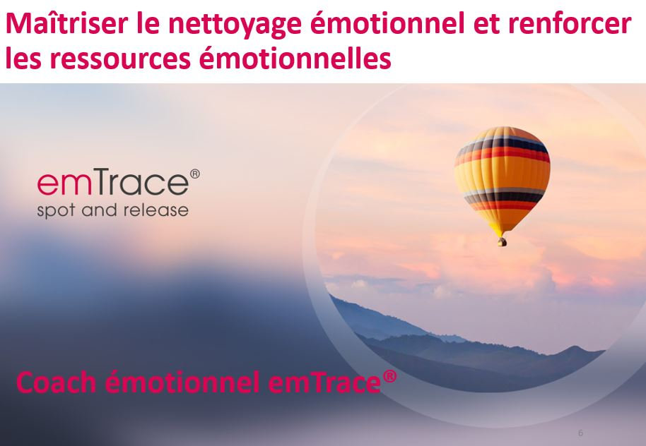Devenir coach émotionel Emtrace
